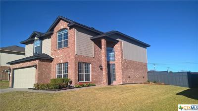 Killeen TX Single Family Home For Sale: $209,900