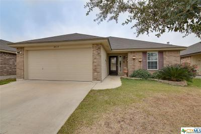 Temple Single Family Home For Sale: 4717 Stonehaven Drive