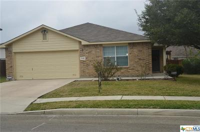 New Braunfels Single Family Home For Sale: 3640 Tilden