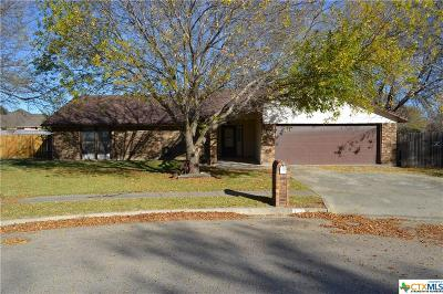 Killeen Single Family Home For Sale: 603 Shad