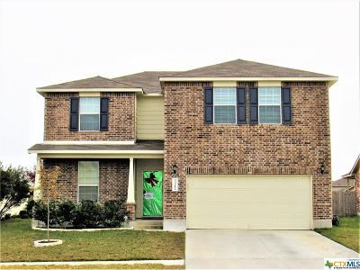Killeen Single Family Home For Sale: 3312 Shawlands Rd
