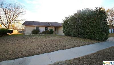 Killeen Single Family Home For Sale: 104 Margarita