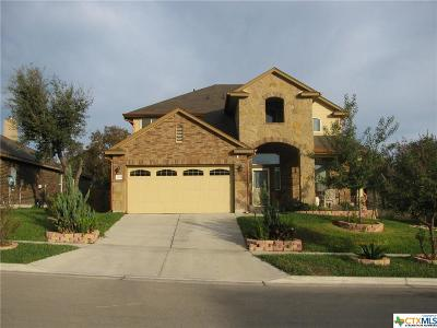 Killeen Single Family Home For Sale: 3609 Parkmill