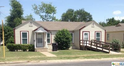 Temple Single Family Home For Sale: 1301 5th