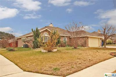 Copperas Cove Single Family Home For Sale: 2514 Jake