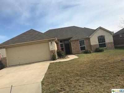 Temple Single Family Home For Sale: 5803 Alexandria