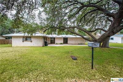 San Antonio Single Family Home Pending Take Backups: 15357 La Salle