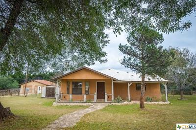 Canyon Lake TX Single Family Home For Sale: $248,050