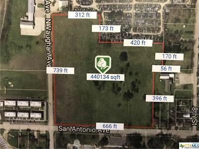 Seguin Residential Lots & Land For Sale: 920 San Antonio
