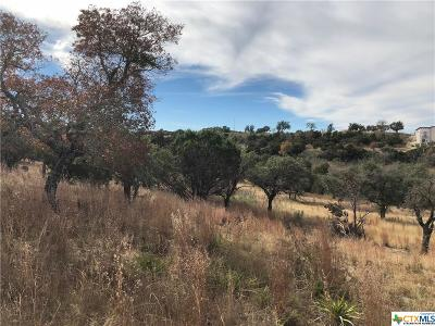 Burnet County Residential Lots & Land For Sale: 468 Cedar Mountain Drive
