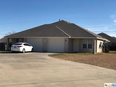 Killeen Multi Family Home For Sale: 2600 Seabiscuit Drive #2