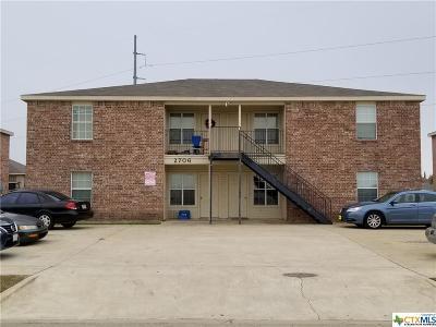 Killeen Multi Family Home For Sale: 2706 Garland