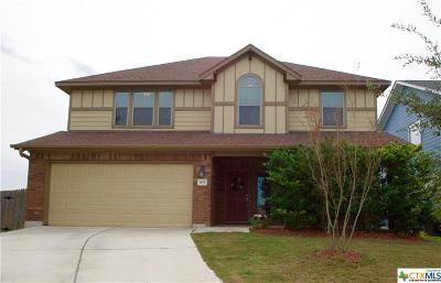 San Marcos Single Family Home For Sale: 105 Old Settlers