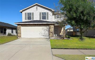 Killeen Single Family Home For Sale: 513 Perseus