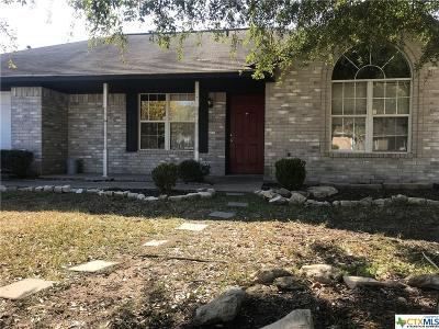 Temple Single Family Home For Sale: 2301 Patrick Henry