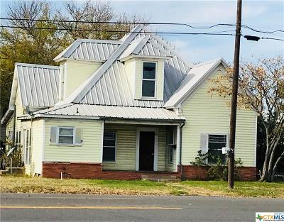 Coryell County Single Family Home For Sale: 111 Lutterloh