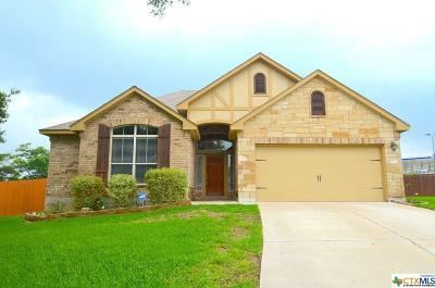 Killeen Single Family Home For Sale: 6703 Modesto Road