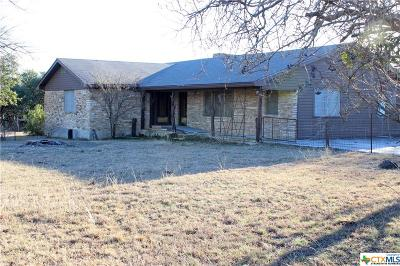 Copperas Cove Single Family Home For Sale: 15099 Business 190