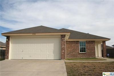 Killeen Single Family Home For Sale: 3900 Joshua Taylor