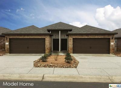 New Braunfels Multi Family Home For Sale: 2612-2614 Pahmeyer Road #2612-261