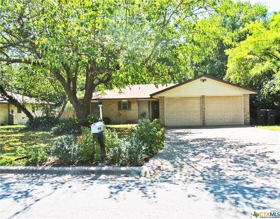 Temple Single Family Home For Sale: 3009 Keller