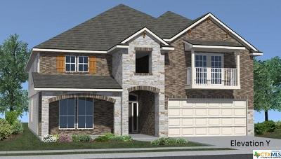 Harker Heights TX Single Family Home For Sale: $266,960