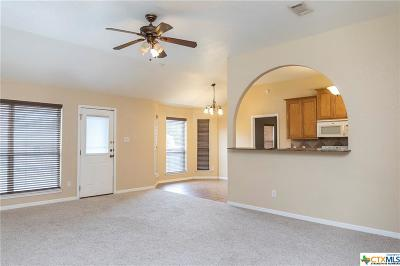Copperas Cove TX Single Family Home For Sale: $150,000