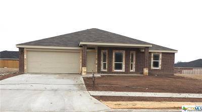 Killeen TX Single Family Home For Sale: $149,050