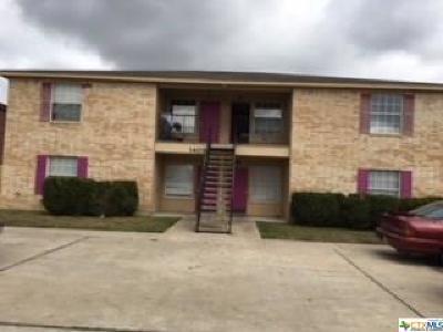 Killeen TX Multi Family Home For Sale: $198,900