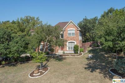 San Marcos Single Family Home For Sale: 318 Quarry Springs