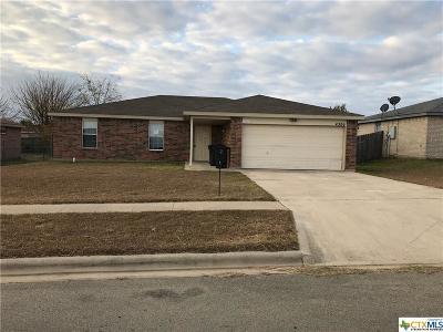 Killeen Single Family Home For Sale: 4306 Windcrest