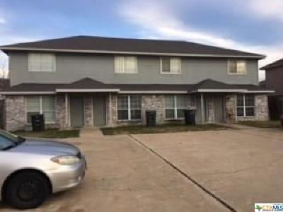 Killeen Multi Family Home For Sale: 4404 Jeff Scott