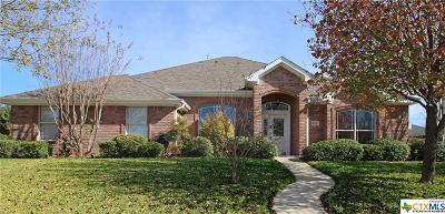 Harker Heights Single Family Home For Sale: 2015 Kangaroo Trail