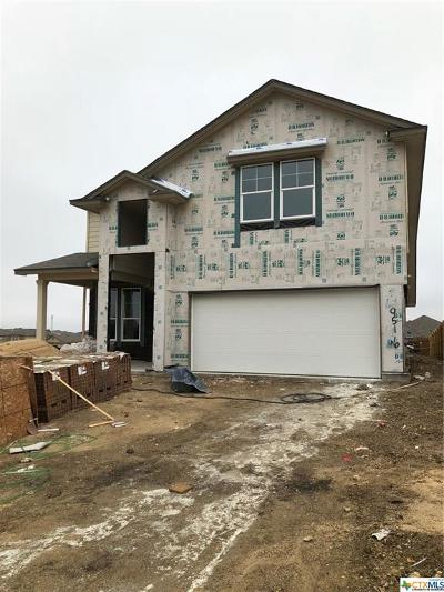 Bell County, Coryell County, Lampasas County Single Family Home For Sale: 9516 Glynhill
