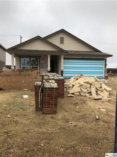 Killeen TX Single Family Home For Sale: $165,535