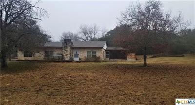 Belton Single Family Home For Sale: 3839 Moon Rise Trail