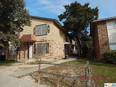 Harker Heights Rental For Rent: 1301 Indian