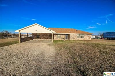 Moody TX Single Family Home For Sale: $219,900