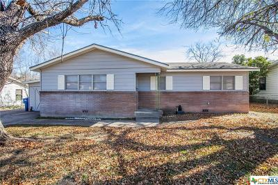 Copperas Cove Single Family Home For Sale: 1105 23rd