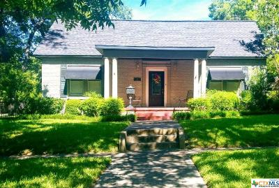 Temple Single Family Home For Sale: 1102 11th