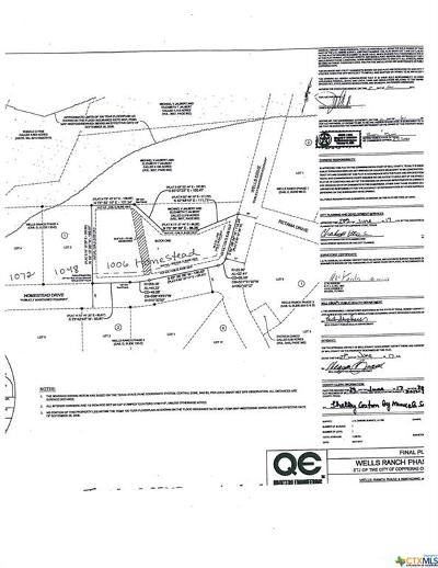 Kempner Residential Lots & Land For Sale: 1006 Homestead Drive