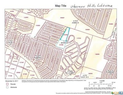 Copperas Cove Residential Lots & Land For Sale: 9.753 Acres Bronc Dr