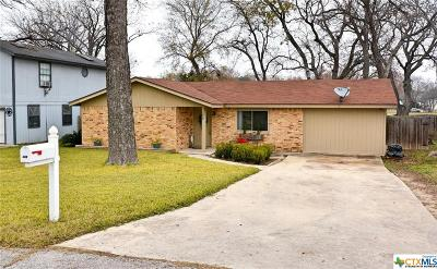 New Braunfels TX Single Family Home For Sale: $165,000