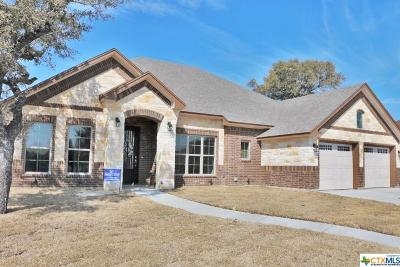 Copperas Cove Single Family Home For Sale: 1012 Jonathan Lane