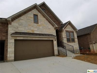 New Braunfels Single Family Home For Sale: 1073 Stone Crossing