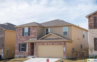 Killeen TX Single Family Home For Sale: $179,000