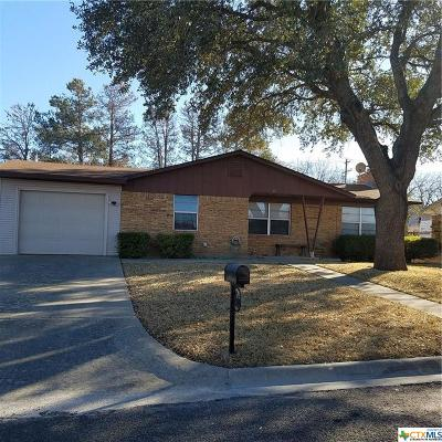 Lampasas Single Family Home For Sale: 41 Snell Drive
