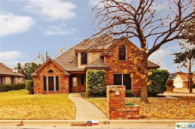 Harker Heights Single Family Home For Sale: 1811 Rally Lane