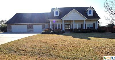 Belton Single Family Home For Sale: 11217 Weatherford Drive