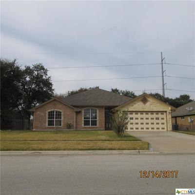 Killeen Single Family Home For Sale: 6201 Siltstone Loop